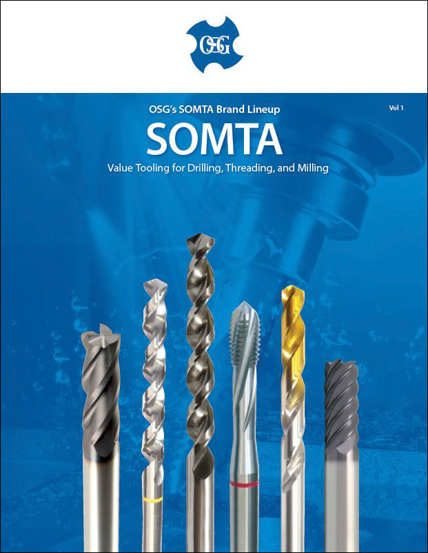 OSG Somta Tools Catalog 2019