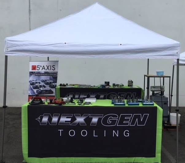 Western Tool Open House 2017 Next Generation Tooling Booth
