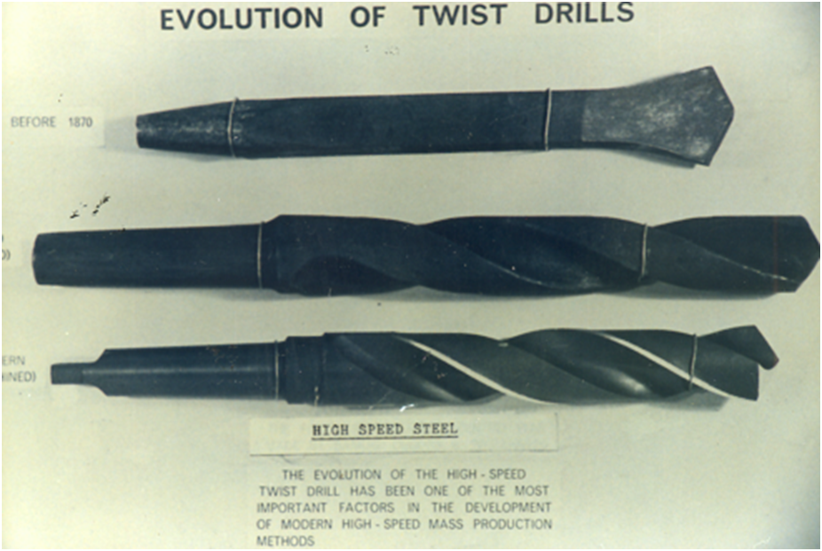 Somta Tool Evolution of Twist Drills Next Generation Tooling